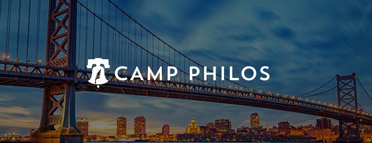 Camp Philos 2016 - Philadelphia, PA