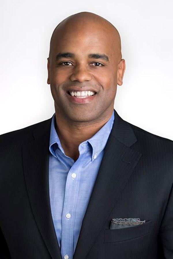 Jamal Simmons - Philos 2017 Panelist