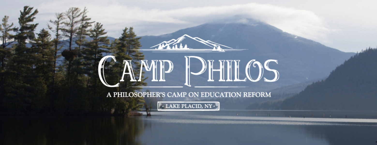 Camp Philos Lake Placid Logo
