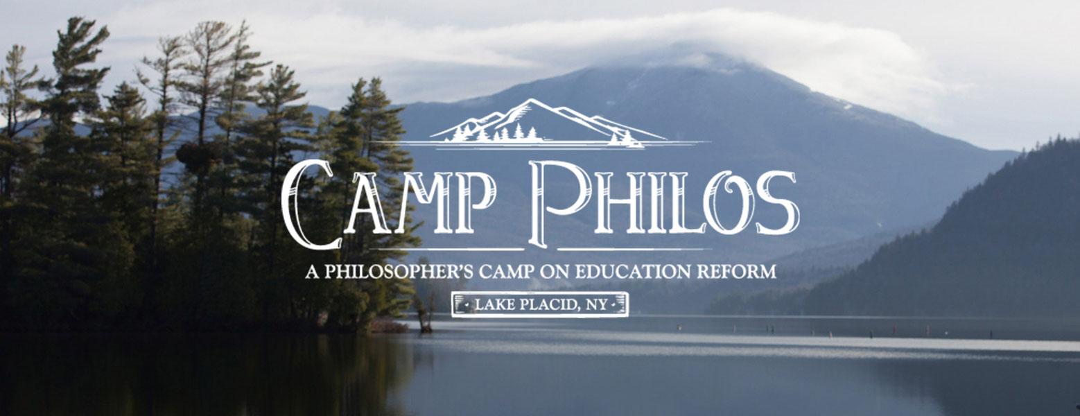 Camp Philos Lake Placid Logo
