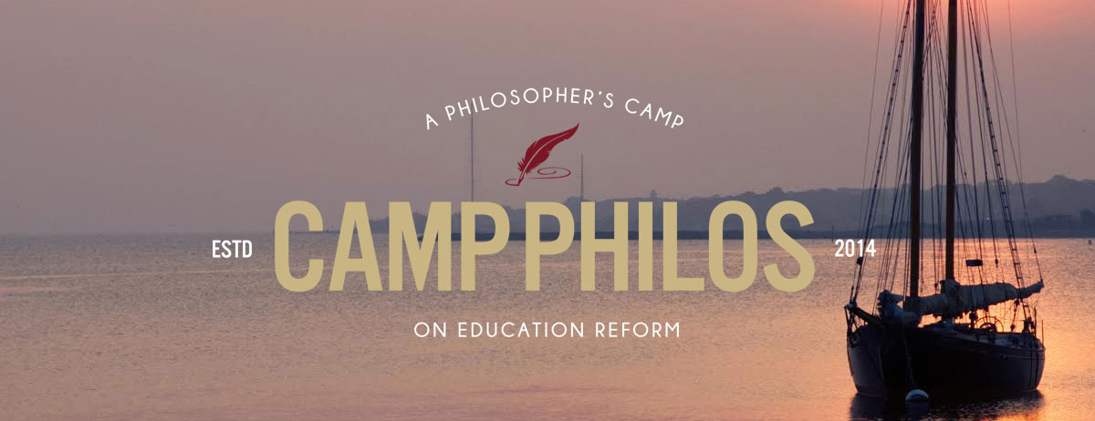 Camp Philos 2015 Martha's Vineyard Logo